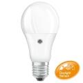 LED Glühbirne mit Sensor E27/8,5W/230V 2700K - Osram