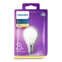 LED Glühbirne Philips E14/2,2W/230V