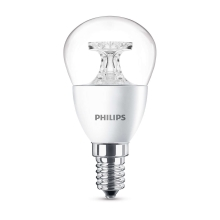 LED Glühbirne Philips E14/5,5W/230V - LUSTER