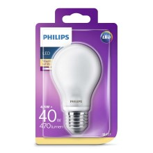 LED Glühbirne Philips E27/4,5W/230V 2700K