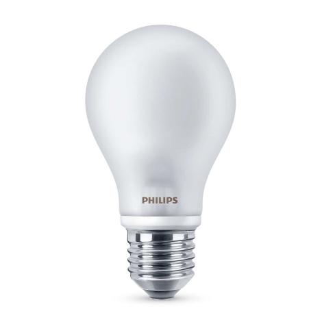 led gl hbirne philips e27 4 5w 230v beleuchtung. Black Bedroom Furniture Sets. Home Design Ideas