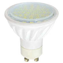 LED Glühbirne PRISMATIC LED GU10/8W/230V 6000K - GXLZ236