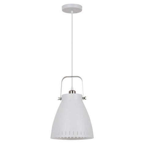 LED Kronleuchter 1xE27/10W/230V weiß 26,5cm