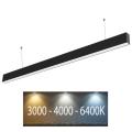 LED-Kronleuchter an Schnur SAMSUNG CHIP LED/40W/230V 3000-6400K