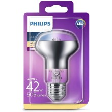 LED Reflektorlampe Philips E27/4,5W/230V