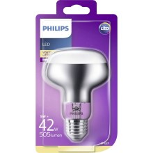 LED Reflektorlampe Philips R80 E27/5W/230V