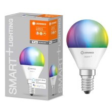 LED-RGB-Dimmbirne SMART+ E14/5W/230V 2700K-6500K wifi - Ledvance