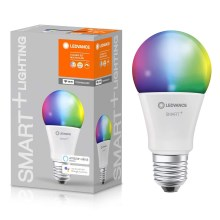 LED-RGB-Dimmbirne SMART+ E27/9,5W/230V 2.700K-6.500K - Ledvance