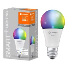 LED-RGB-Dimmbirne SMART+ E27/9W/230V 2.700K-6.500K - Ledvance