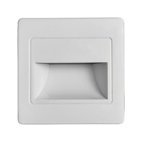 LED Treppenbeleuchtung mit Sensor STEP LIGHT NET LED/1,5W/230V weiß