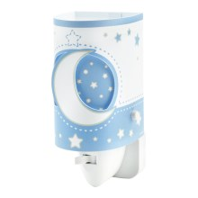 LED Wandleuchte Kinder BLUE MOON LED/0,5W