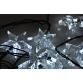 LED Weihnachtskette 6 m 20xLED/230V