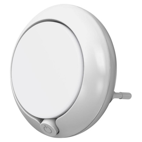Ledvance - LED-Nachtlicht mit Sensor LUNETTA LED/0,3W/230V