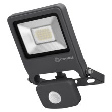 Ledvance - LED-Reflektor mit Sensor ENDURA LED/20W/230V IP44