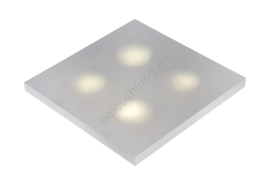 Lucide 12160/28/67 - LED Badezimmer Deckenleuchte WINX-LED 3xGX53/7W ...