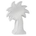 Lucide 13523/01/31 - Tischlampe PALM 1xE14/25W/230V weiß