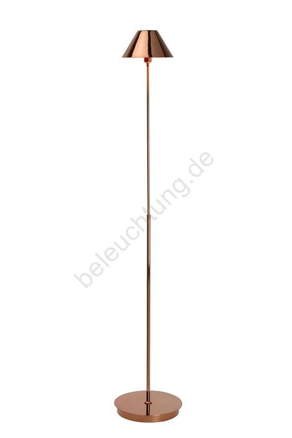 Fesselnde Stehlampe Kupfer Beste Wahl Lucide 36706/10/17 - Led Tisk Led 2xled/5w/230v