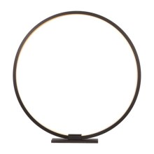 Luxera 26102 - Dimmbare LED Tischlampe LOOP LED/12,5W/230V