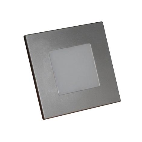 Luxera 48302 - LED Wand-Treppenleuchte 16xLED/1W/230V