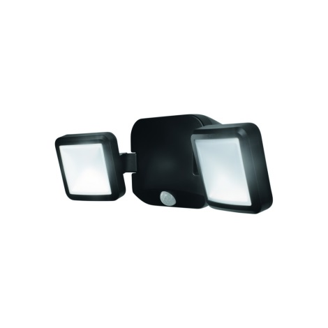 Osram - LED Auβen-Wandbeleuchtung mit Sensor BATTERY 2xLED/10W/6V IP54