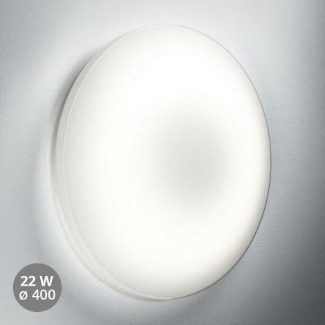 Osram - LED Außenleuchte mit Sensor SILARA LED/22W/230V IP44
