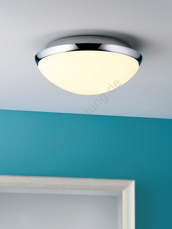 Paulmann 70465 - LED Badezimmerleuchte mit dem Sensor POLAR LED/11W ...