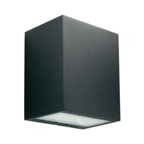 Philips 17209/30/16 - LED Auβen-Wandbeleuchtung MY GARDEN WALL LIGHT LED/12