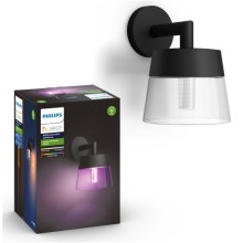 Philips 17461/30/P7 - LED-RGB-Außenleuchte HUE ATTRACT LED/8W/230V IP44