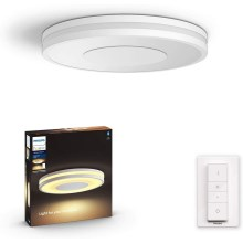 Philips 32610/31/P6 - LED Dimmbare Deckenleuchte HUE BEING LED/27W/230V + Fernbedienung