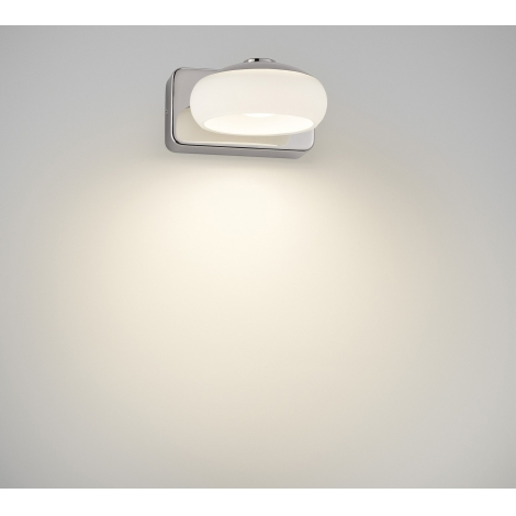 Philips 34046/11/16 - LED-Badezimmer -Wandleuchte MYBATHROOM SILK  2xLED/2,5W/230V