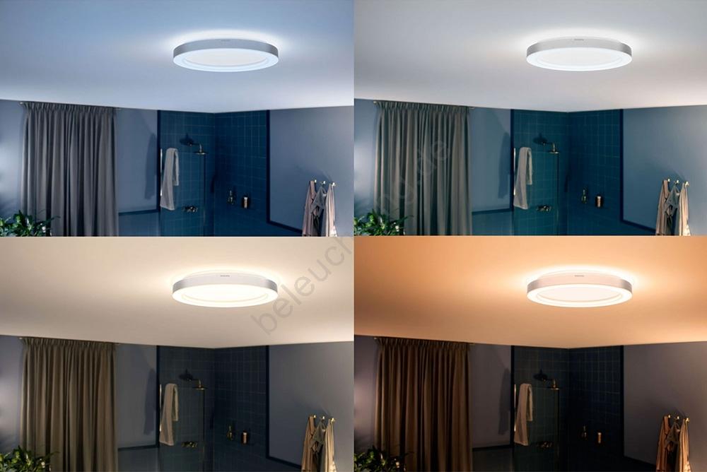 Philips 34350/11/P7 - LED Deckenbeleuchtung HUE ADORE LED/40W/230V ...