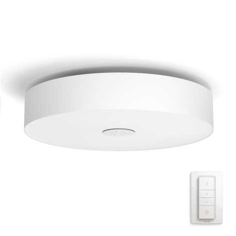philips 40340 31 p7 led deckenleuchte fair hue led 39w 230v beleuchtung. Black Bedroom Furniture Sets. Home Design Ideas