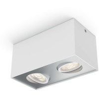 Philips 50492/31/P0 - LED Spotlight MYLIVING BOX 2xLED/4,5W/230V