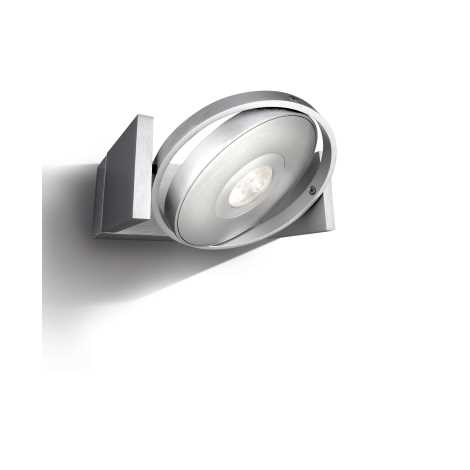 Philips 53150/48/16 - LED-Rampenlicht MYLIVING PARTICON 1xLED/4,5W/230V