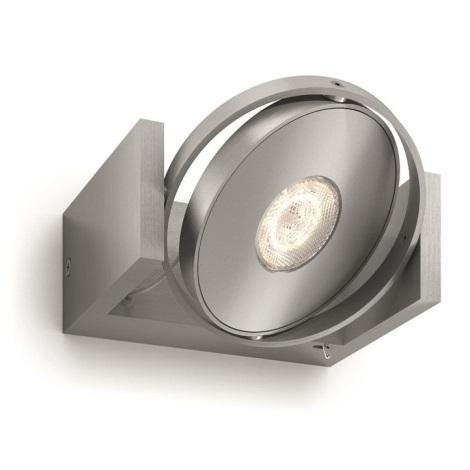 Philips 53150/48/P0 - LED-Dimm-Wandleuchte PARTICON LED/4,5W/230V