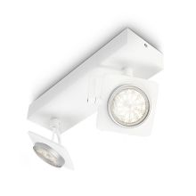 Philips 53192/31/16 - LED Spotlight MILLENNIUM 2xLED/4W/230V