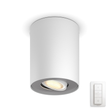 Philips 56330/31/P7 - LED Spotlight PILLAR HUE 1xGU10/5,5W/230V