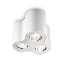 Philips 56333/31/PN - Spotlight MYLIVING PILLAR 3xGU10/35W/230V