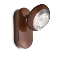 Philips 57170/44/16 - LED Rampenlicht MYLIVING SEPIA 1xLED/4W/230V