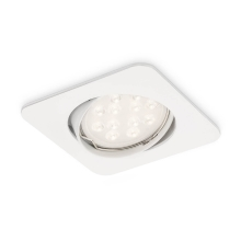 Philips 59680/31/16 - LED Badezimmereinbauleuchte MYLIVING ALCOR 1xGU10/3,5W/230V