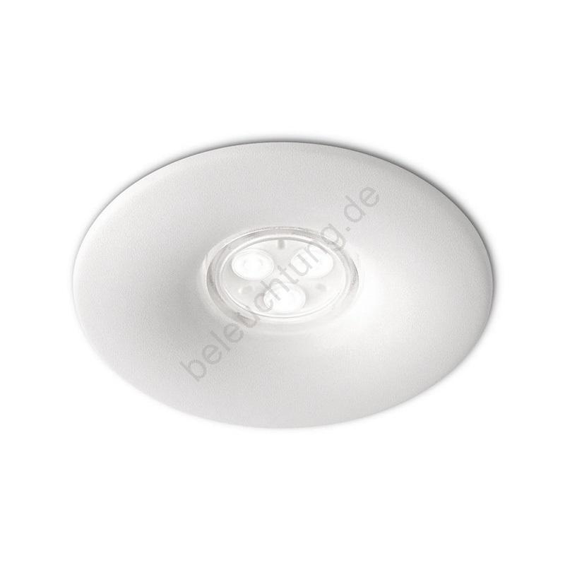 philips 59830/31/16 - led einbauleuchte für badezimmer aquila