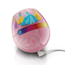 Philips 71704/28/16 - Dekoration Kinder- LED Leuchte LIVINGCOLORS MICRO DISNEY PRINCESS 1xRGB LED/4,7W/230V