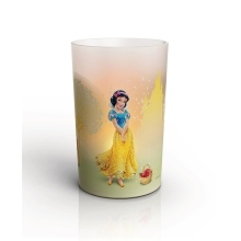 Philips 71711/01/16 - LED Tischleuchte CANDLES  DISNEY SNOW WHITE LED/1,5W