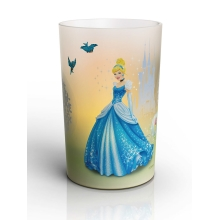 Philips 71711/02/16 - LED Tischleuchte CANDLES DISNEY CINDERELLA LED/1,5W