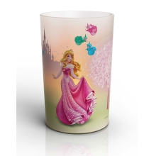 Philips 71711/25/16 - LED Tischleuchte CANDLES DISNEY SLEEPING BEAUTY LED/1,5W