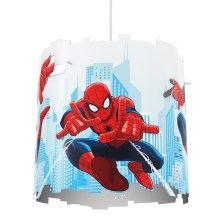 Philips 71751/40/16 - Kinder- Hängeleuchte DISNEY SPIDER-MAN 1xE27/23W/230V