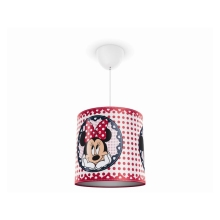 Philips 71752/31/16 - Kinder- Hängeleuchte DISNEY MINNIE MOUSE 1xE27/23W/230V