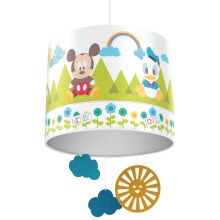 Philips 71753/30/16 - Kinder Kronleuchter DISNEY MICKEY MOUSE 1xE27/23W/230V