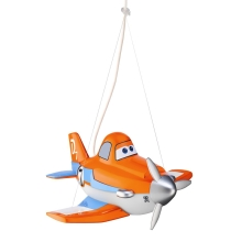 Philips 71759/53/16 - LED Kinder-Kronleuchter DISNEY PLANES 3xLED/3W/230V