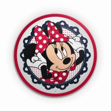 Philips 71761/31/16 - LED Kinder-Wandleuchte DISNEY MINNIE 1xLED/7,5W/230V